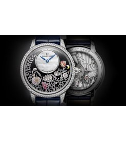 Jaquet-Droz [NEW] PETITE HEURE MINUTE THOUSAND YEAR LIGHTS J005004201