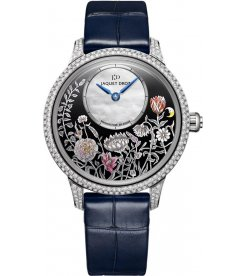 Jaquet Droz [NEW] PETITE HEURE MINUTE THOUSAND YEAR LIGHTS J005004201 (Retail:CHF 50'800)