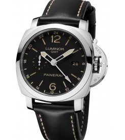 Panerai [NEW] Luminor 1950 3 Days GMT 24H PAM 531 (Retail:HK$70,700)