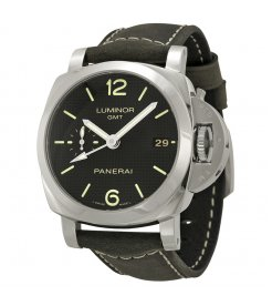 Panerai [NEW] Luminor 1950 3 Days GMT Automatic Acciaio PAM 535 (Retail : HK$66,800)