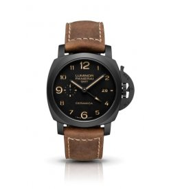 Panerai [NEW] Luminor 1950 3 Days GMT Automatic Ceramica PAM 441 (Retail: HK$84,800)