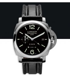 Panerai [NEW] Luminor 1950 8 Days GMT PAM 233 (List Price: HK96,500)