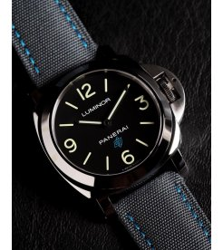 Panerai [NEW] Luminor Base Blue Logo 3 Days Acciaio PAM 774 (Retail:HK$37,400)