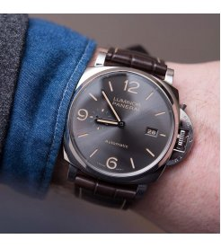 Panerai [NEW] Luminor Due 3 Days Automatic Acciaio PAM 943 (Retail:HK$76,400)