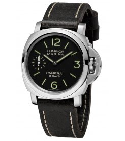 PANERAI [NEW] LUMINOR MARINA 8-DAYS ACCIAIO PAM 510 (Retail:HK$49,800)