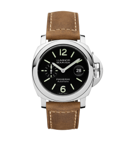 PANERAI [NEW] PAM 1104 Luminor Marina Automatic Acciaio (Retail:HK$52,700)