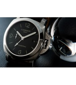PANERAI [NEW] PAM 320 LUMINOR 1950 Marina 3 Days GMT Power Reserve