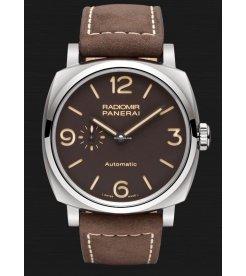 Panerai [NEW] PAM 619 Radiomir 1940 3 Days Automatic Titanium 45mm (Retail:HK$82,600)