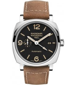 Panerai [NEW] PAM 657 Radiomir 1940 3days GMT 45mm