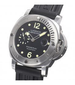 PANERAI NEW-全新 PAM01024 LUMINOR SUBMERSIBLE AUTOMATIC ACCIAIO (Retail:HK$54,400)