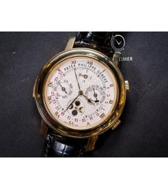 Patek Philippe [2006 USED] Sky Moon Tourbillon Mens Watch 5002R