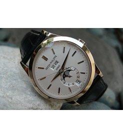 Patek Philippe [NEW] 5396G-011 White Gold Mens Complications (List Price: HK$359,000)