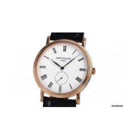 Patek Philippe [NEW] Calatrava Mechanical Enamel Dial 5116R (Retail:HK$195,200)