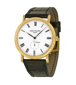 Patek Philippe [NEW] Calatrava Mens Watch 5119J (Retail:HK$147,700)