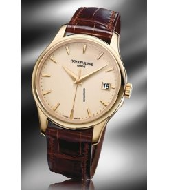 Patek Philippe [NEW] Calatrava Yellow Gold 5227J-001 (Retail: HK$246,100)