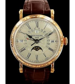 Patek Philippe [NEW] Grand Complication Perpetual Calendar 5160R-001 (Retail:HK$1,205,200)