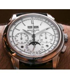 Patek Philippe [NEW] Perpetual Calendar Chronograph 5270G (Retail:HK$1,230,700)