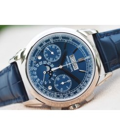 PATEK PHILIPPE [NEW] PERPETUAL CALENDAR CHRONOGRAPH GRAND COMPLICATION 5270G-019 (Retail:HK$1,230,700)
