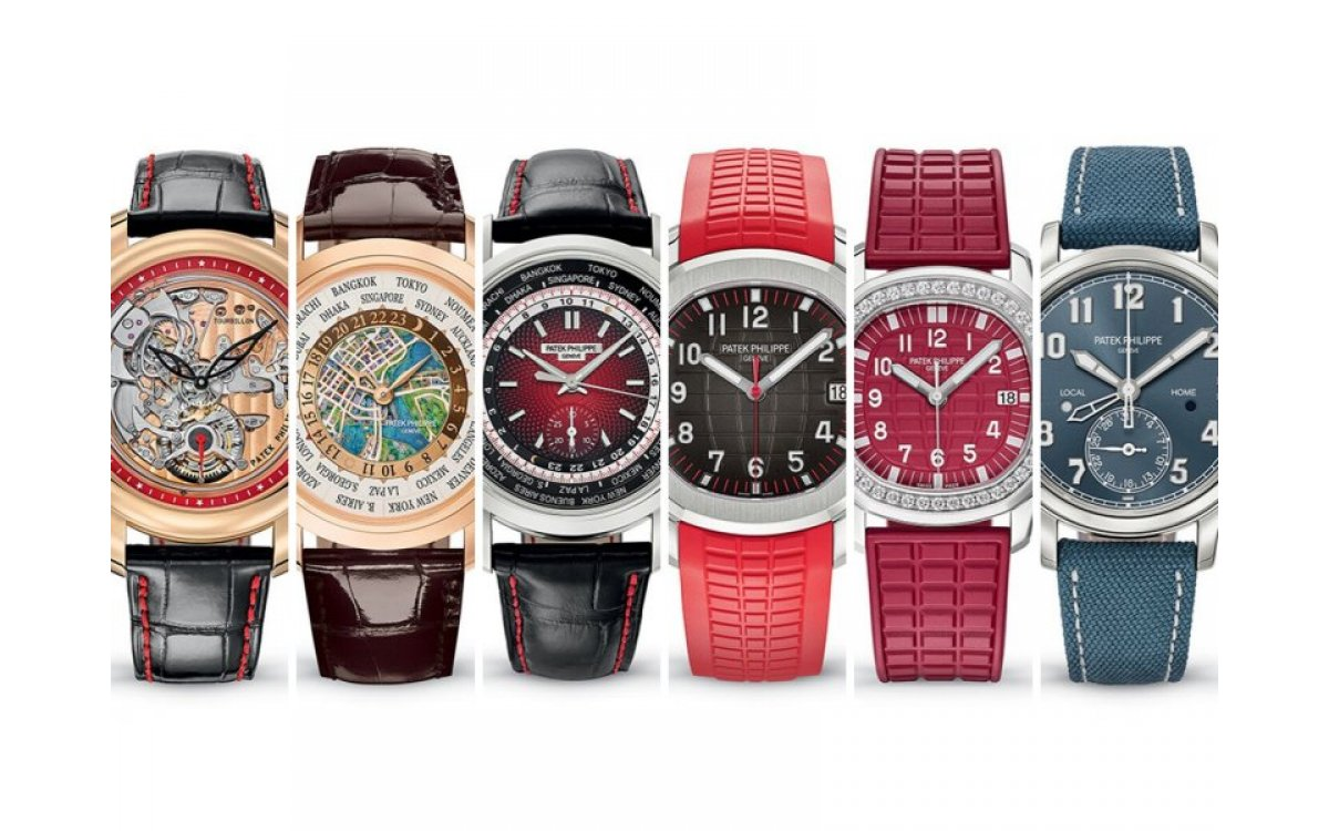 Patek Philippe Special RED Editions
