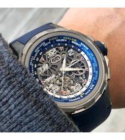 Richard Mille [NEW][全新] RM 63-02 World Timer Titanium Automatic