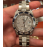 Rolex [NEW] Oyster Perpetual GMT-Master II 116759SA Pave Diamond Watch